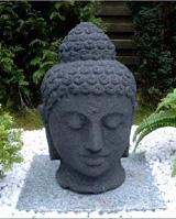 Buddha Köpfe