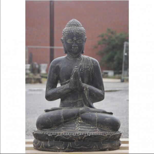Buddha Begrüßung