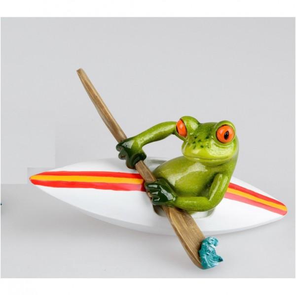 Kanu Frosch