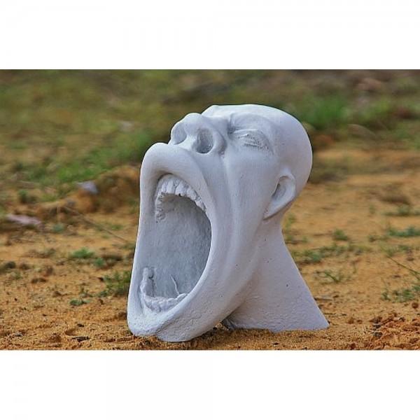 Maske der Schrei