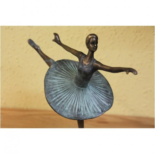 Bronze Ballerina