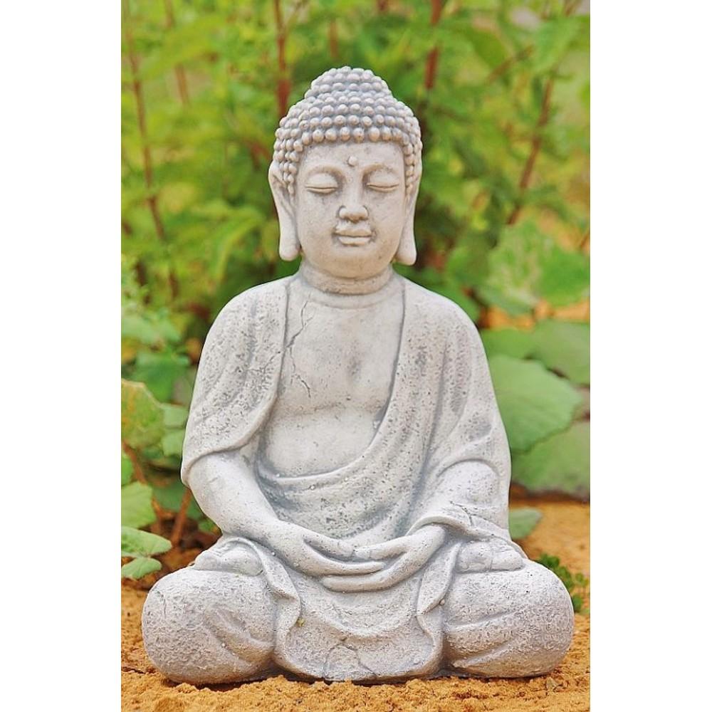 Emejing Buddha Figuren Garten Photos Kosherelsalvador