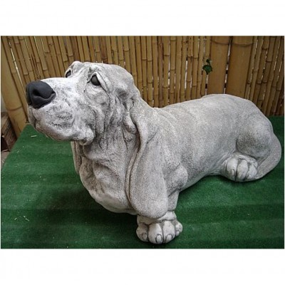 Basset Hund