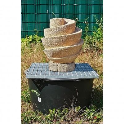 Spiral Brunnen