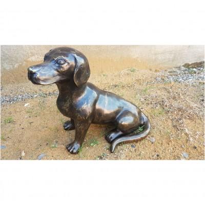 Dackel Bronze