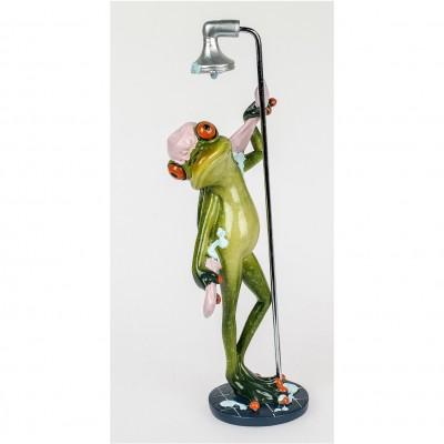 Frosch Dusche