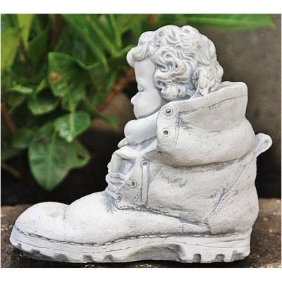 Engel im Schuh
