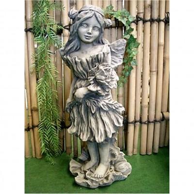 Feen Und Elfen Aus Steinguss Für Den Mystischen Garten Fantasyfiguren