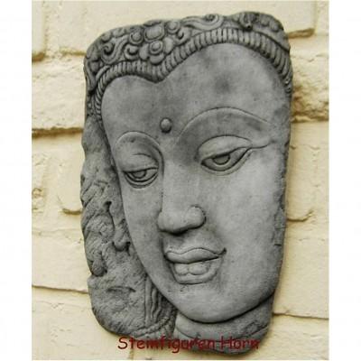 Buddha Wand Bild