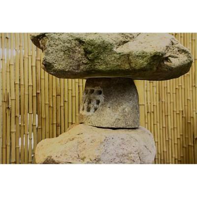 Flintstone Naturstein Laterne