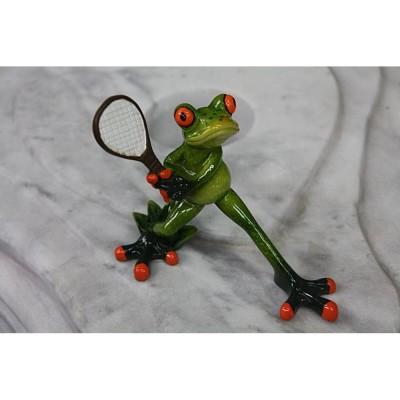Frosch Tennis
