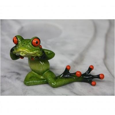Frecher Frosch