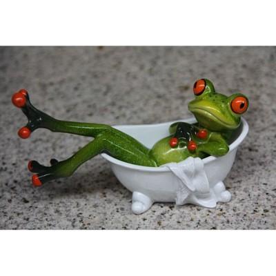 Frosch Badetag