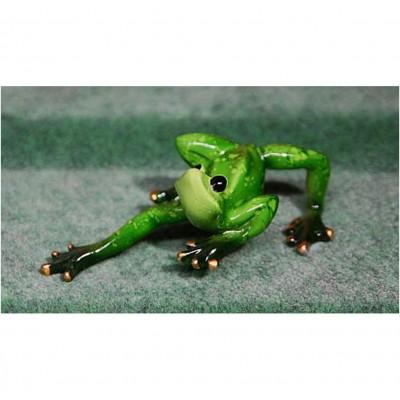 Topfhänger Frosch