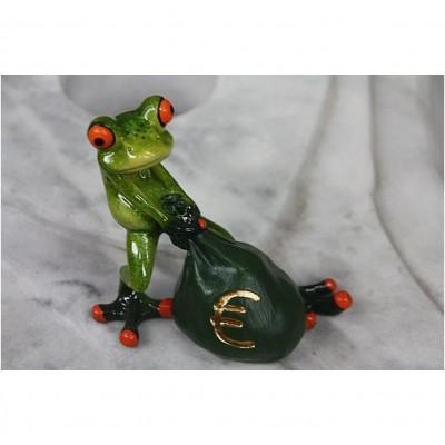 Frosch Geldsack
