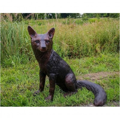 Bronze Fuchs