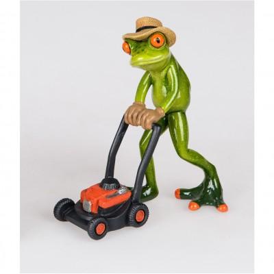 Frosch Rasenmäher