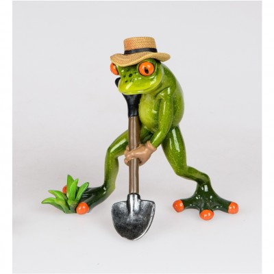 Frosch Spaten