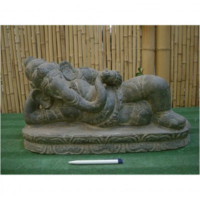 Ganesha, liegend