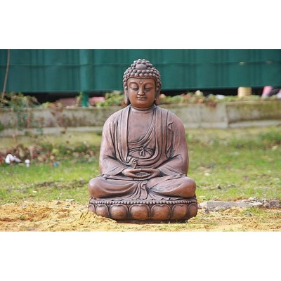 Buddha patiniert