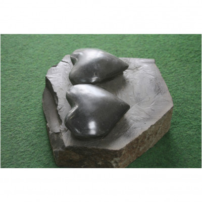 Herz Basaltplatte