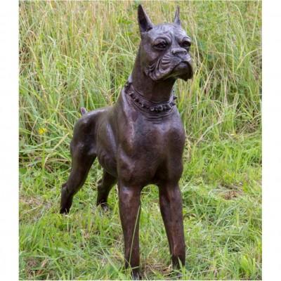 Bronze Hund