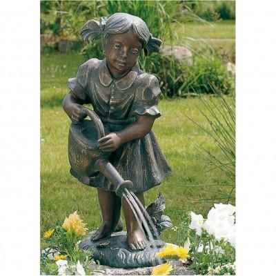 Kleine Gärtnerin