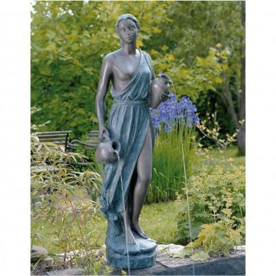 Bronze Frau Medea