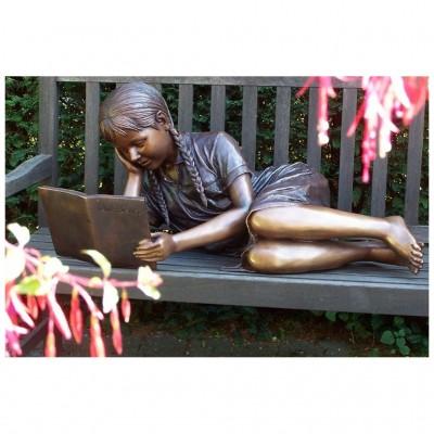 Bronze Mädchen