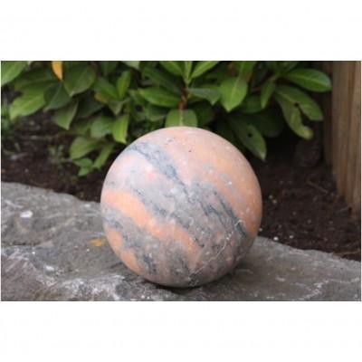 Marmor Kugel rosa