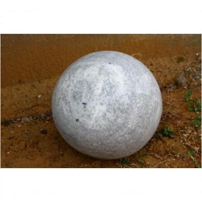 Marmor Kugel groß