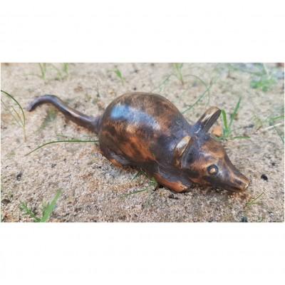 Bronze Maus