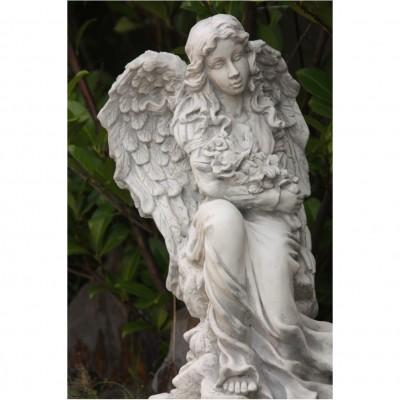 Blumen Engel