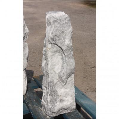 Säulenset Weiß