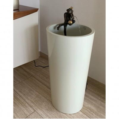 Frosch Brunnen