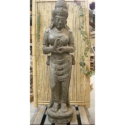 Sri Devi stehend