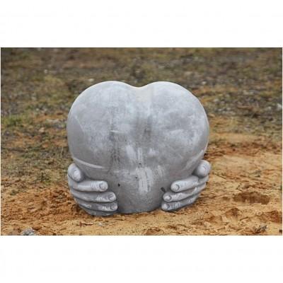 Herz mit Hände