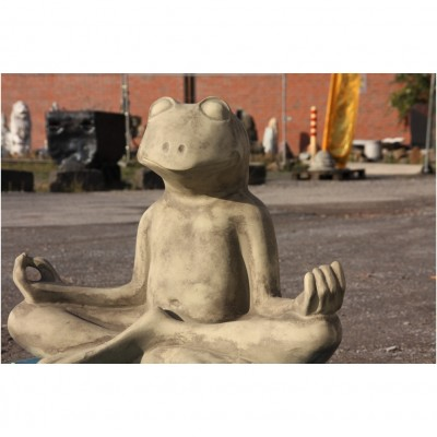 Yoga Frosch XXL