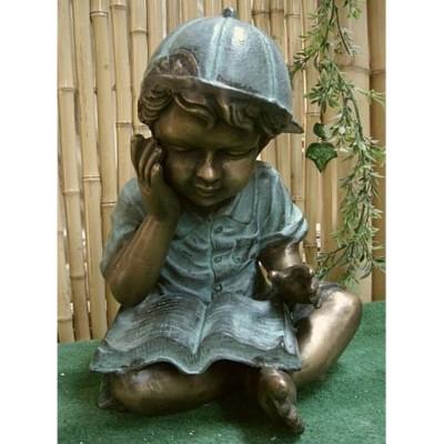 Bronze Junge