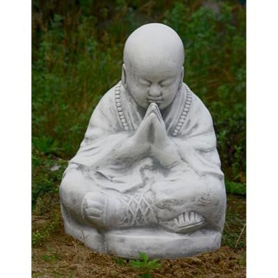 Sitzender Mönch