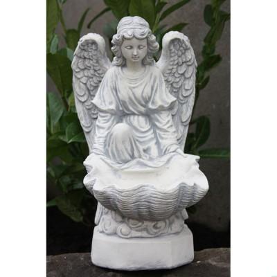 Engel mit Schale
