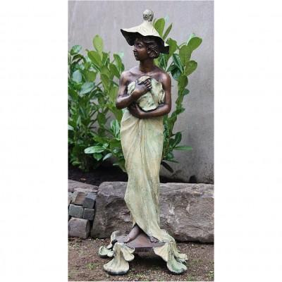 Wasserspeier Frau
