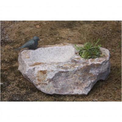 Vogeltränke Bronze