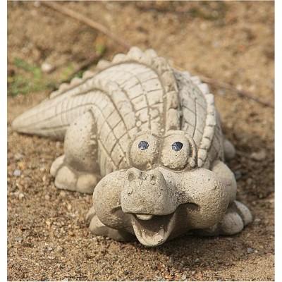 Krokodil witzig