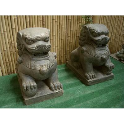 Bali - Tempellöwen