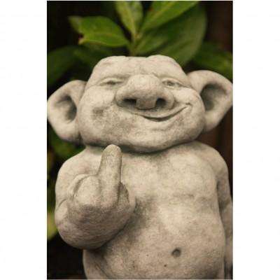 Troll Finger
