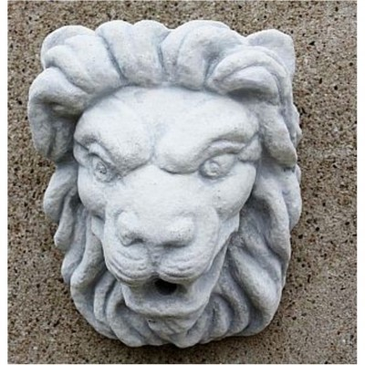 Löwenkopf Wand