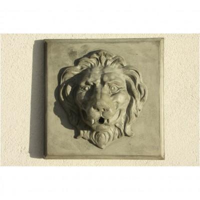 Löwe für die Wand